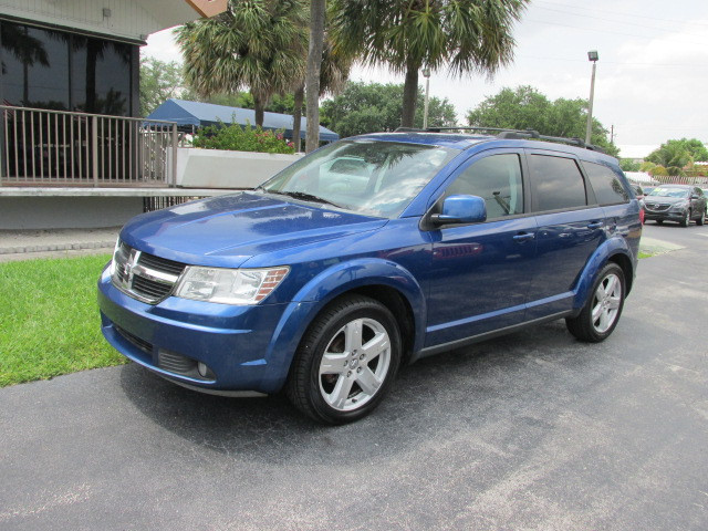 USED CARS - DODGE JOURNEY SXT - TRANSMISSION NOT SHIFTING PROPERLY (LHD )