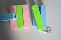 Vking Li-Polymer Perfume Charging Treasures Mobile battery charger 2600Mah