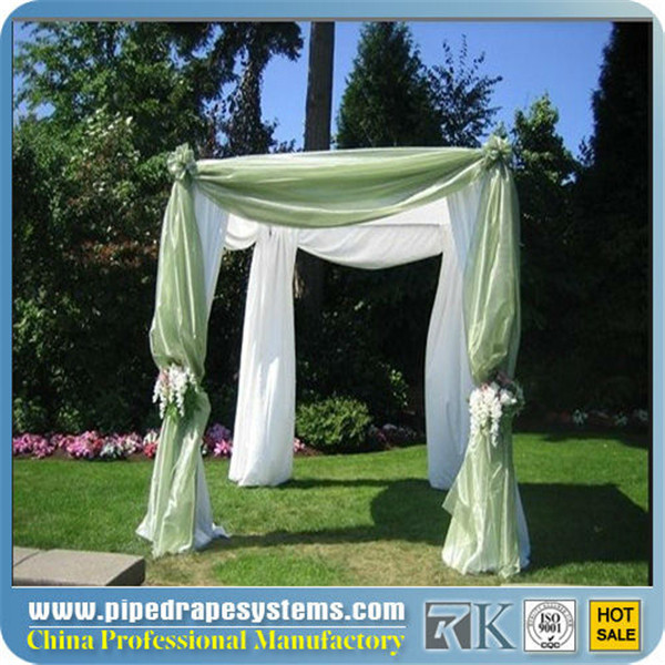 rk wedding pipe and drapes decoration, backdrop wedding/photo studio backgrounds