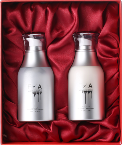 Ez'A Skin Care Set, Anti-Wrinkle, Whitening , Collagen Beauty Korean Cosmetics Skin Care