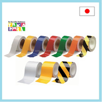 Japan quality pvc film line tape with various types made in Japan