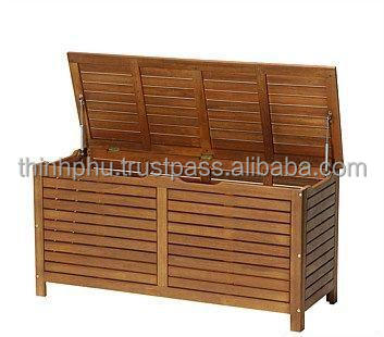 BEST PRICE - wooden cushion box - furniture accessories - wood products manufacturer