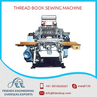 New Technology Best Thread Book Sewing Machine at Market Price