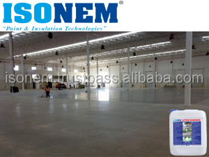 CONCRETE FLOOR HARDENER LITHIUM SILICATE BASED HIGH PERFORMANCE, LIQUID CHEMICAL CONCRETE HARDENER, MADE IN TURKEY