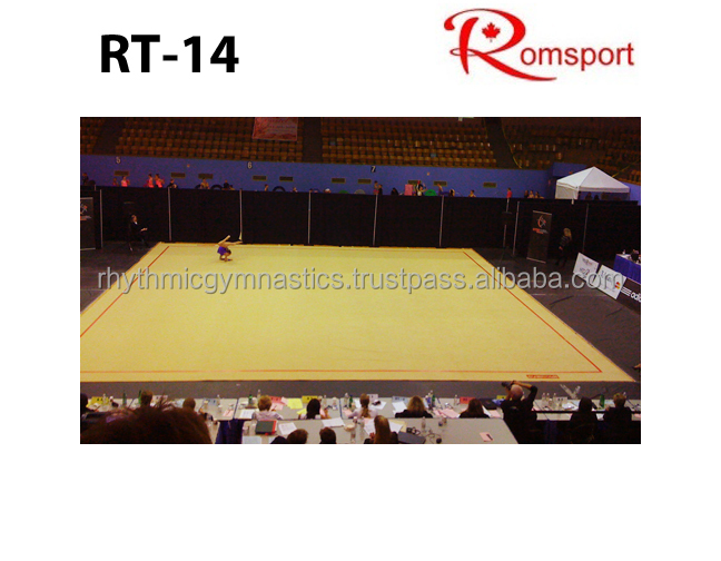RHYTHMIC GYMNASTICS FLOOR RT-14 CARPET