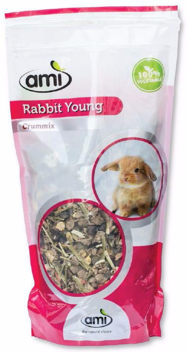 Ami Rabbit young - dry food for young rabbits 1 kg