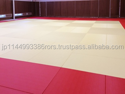 Easy to set and Reliable Professional Kendo Tatami mat with multiple functions made in Japan