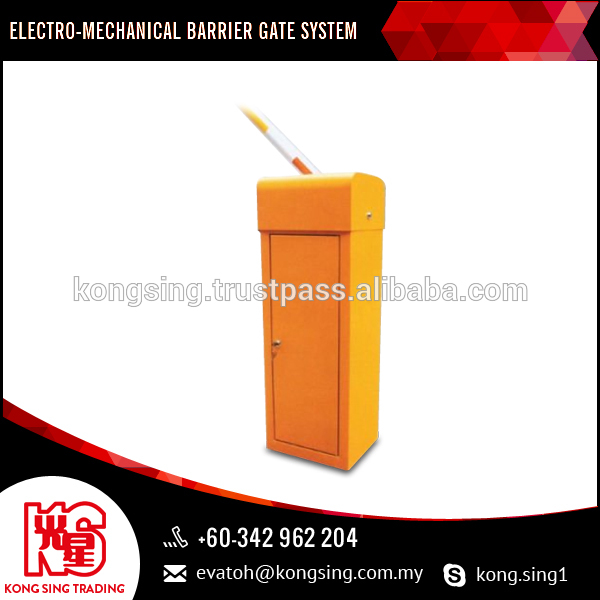 Highly Requested And Maintenance Free Electro Barrier Gate