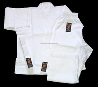 twill cotton canvas karate gi uniform