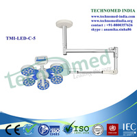 TMI-LED-C-5 Double-Head LED Shadowless Surgical Light with HD Video