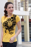 latest stylish t shirt designs for ladies