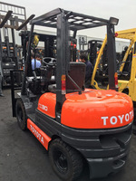 Used 3 tons folk lift with good condition and nice price