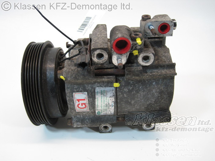 air conditioning compressor for Kia Opirus GH 09.03- HCC
