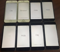 used mobile phones Unlocked Brand stock 16gb 64gb