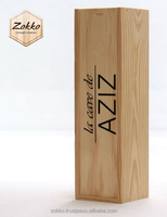High-quality Wooden wine boxes, package boxes