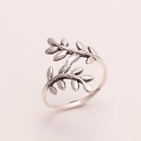 925 Solid Sterling Fine Silver Plain