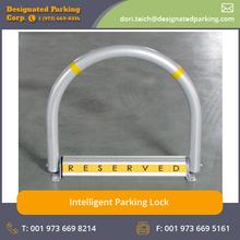 Auto Car Park Barrier Lock System for Secured Parking Space