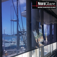 Naviglare Film Blind For Ship Windows