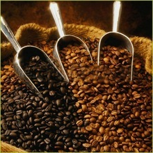 Robusta coffee beans , cotton seed oil and cocoa beans