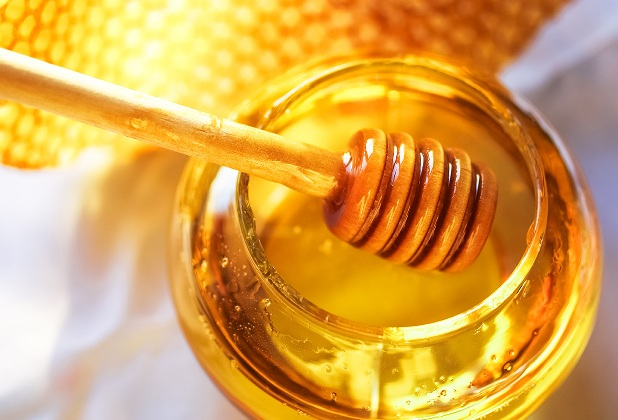 100% NATURAL HONEY BEE PURE