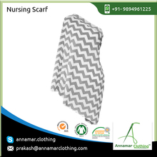 Nursing Scarf and Cover Available with Smooth Texture