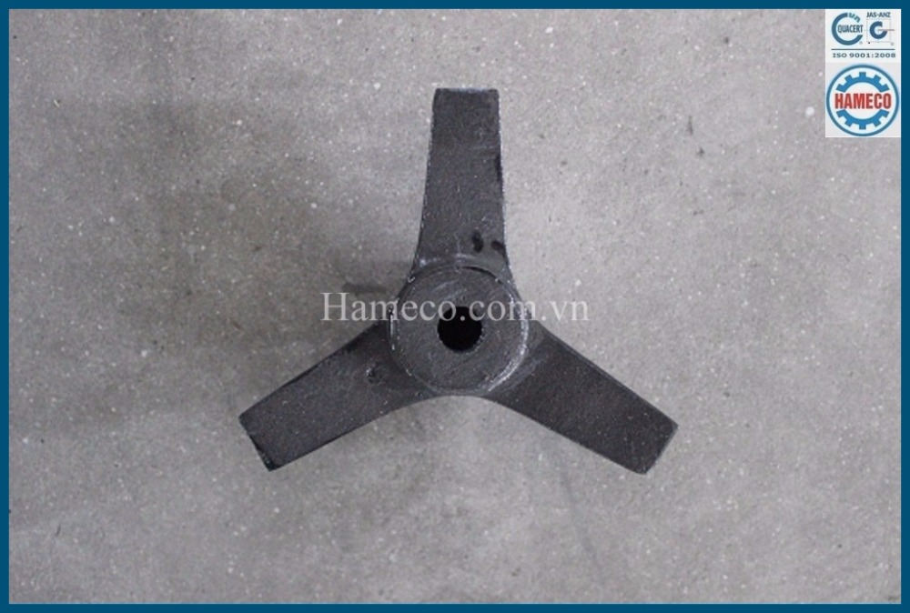 Vietnam TOP 1 Mechanical Company- Competitive price - Handle Star - Iron Casting
