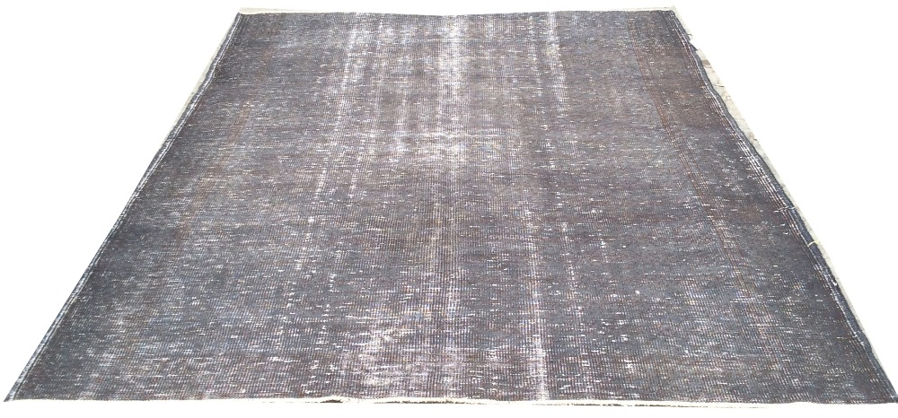 Grey Overdyed carpets and rugs