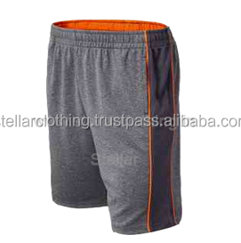 custom long line stylish sport shorts