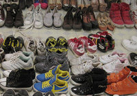 Sport Used Shoes