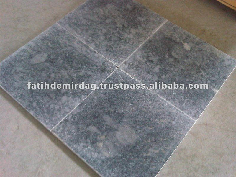 Antique Blustone Marble, 60x60x2 cm - Tumbled, Marble Paving Stone