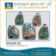 Best Lubricant Quality Engine Oil from Industry's Reputed Exporter