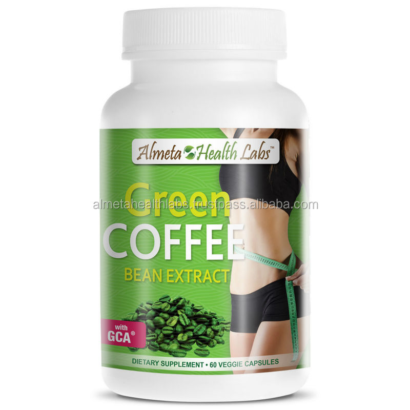 High Quality Cheap Price GREEN COFFEE BEAN EXTRACT CAPSULES