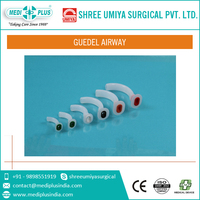 Popular Product of the Market Oro-Pharyngeal Guedel Airway available in Different Sizes