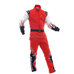 Unique Classic Design 3 Layer Nomex Car Racing Suit & Style PW-NX-16