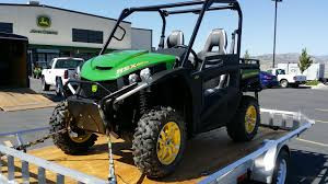 WHOLESALE FOR 2016 John Deere Gator RSX 860i