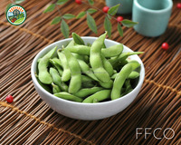 Grade A Green Soy Bean - EDAMAME by IQF process with Competitive price ready for export from FFCO