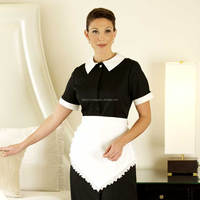 Hotel Maid Housekeeping Cotton Uniforms