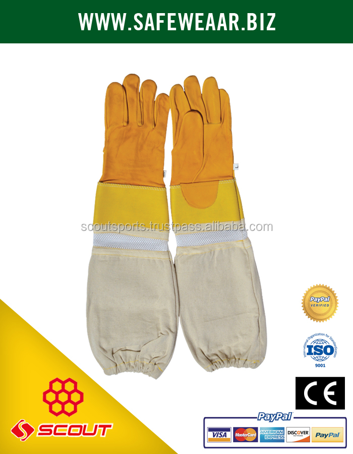 bee keeping equipment bee gloves