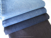 Medium weight with 100% cotton indigo denim fabric