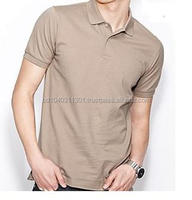 Men's solid color polo plain color polo for men Mens Clothing polo