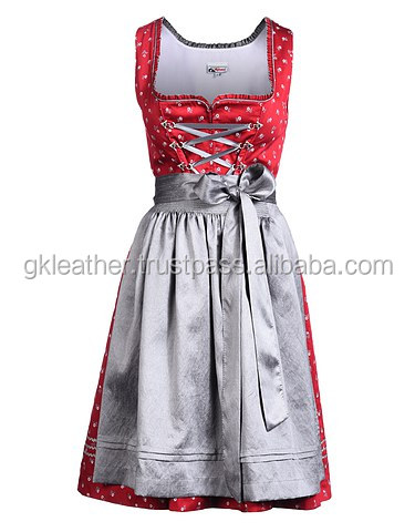Dirndl New Style / German Wear / Trachten dress for Oktoberfest