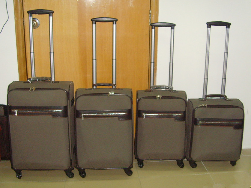 Customize Logo & Size Travel Travel Trolley Luggage Bag