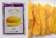 Vinamit Dried - Half Dried Mango 100g Pouch/ Wholesale Soft Dried/ Half Fruit/Wholesale Dried Fruit