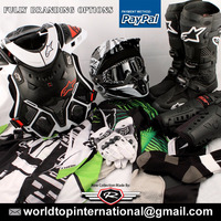 World Brand Motocross Gear / MX Gear / MTB Gear / ATV Gear Made By Road Runners Motocross Suit
