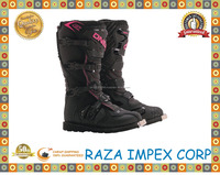 Biker boots pro biker boots motorbike racing shoes motorcycle riding boots leather chopper boots motorcycle police boots mens le