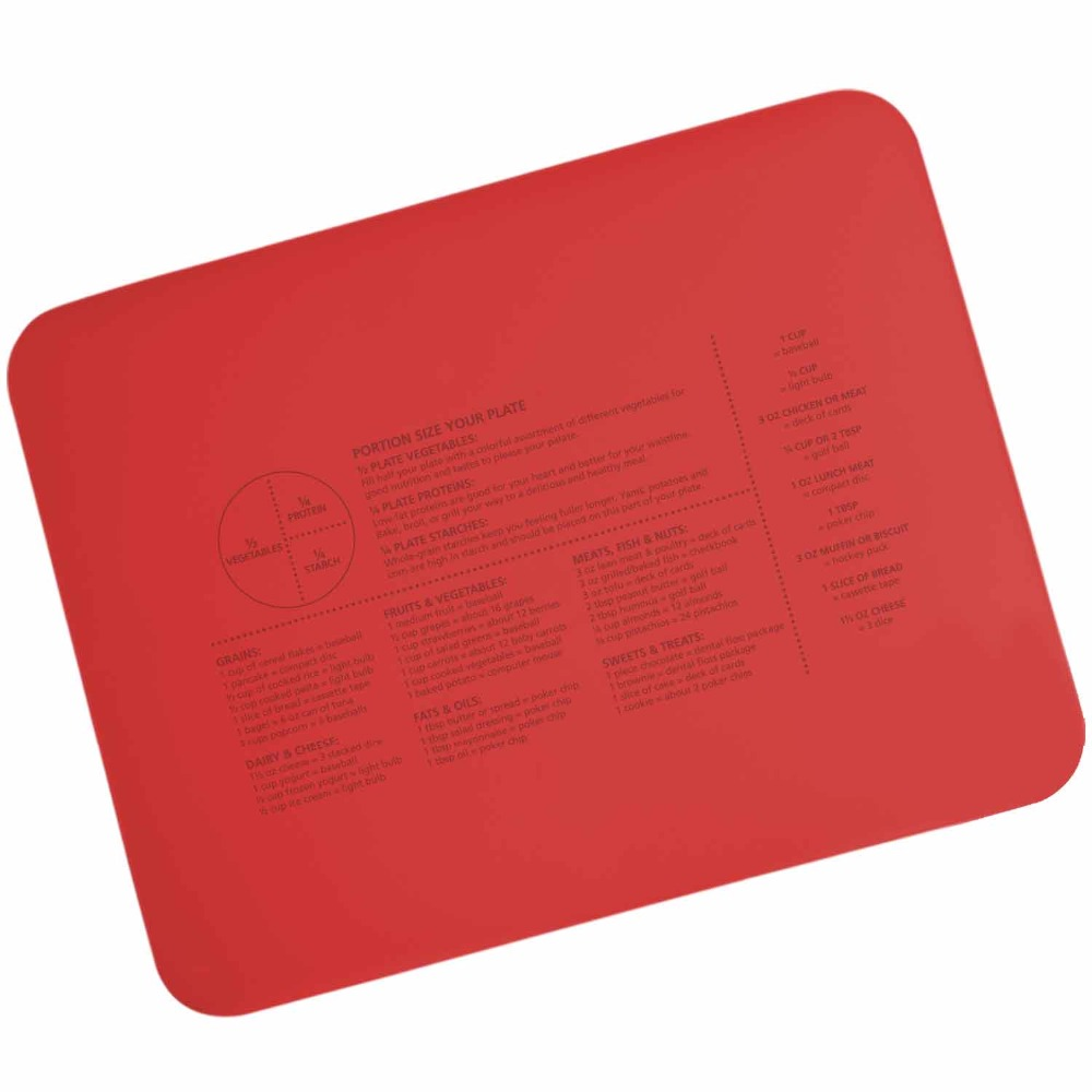 Flex-It Cutting Board - flexible, top rack dishwasher safe and comes with your logo