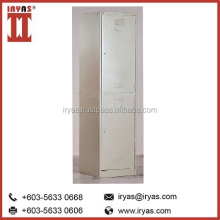 Full Height Two Compartment Steel Locker for Office Filling Cabinet