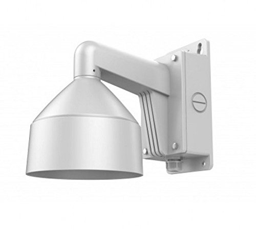 HIK147 - HIKVISION DS-1273ZJ-DM30-B WALL MOUNT BRACKET FOR DS-2CE6986F PANOVU DOME CAMERA W/ 3YR WARRANTY