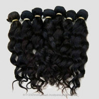 100% quality Brazilian Human Hair Extension for sale