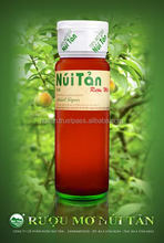 Best Price Vietnamese High Quality Unique Taste Apricot Wine with Nature Fermentation